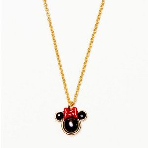 Kate Spade ♠️ Minnie Mouse Necklace